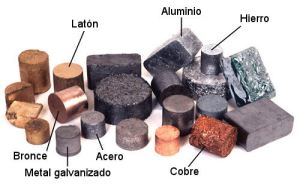 metales