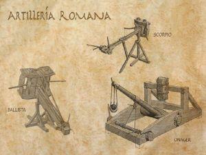 Artilleria_romana_[Carthago_Nova]