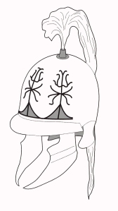 casco griego 2
