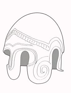 casco griego 3