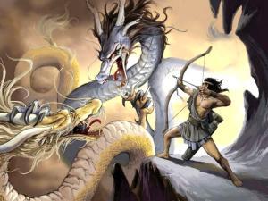 dragones oriental