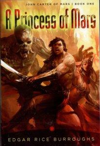 Jhon Carter - Una Princesa de Marte (Primera Portada) 2