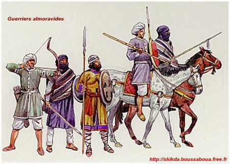 guerriers_almoravides