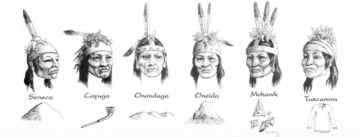 Image result for fotos de iroqueses