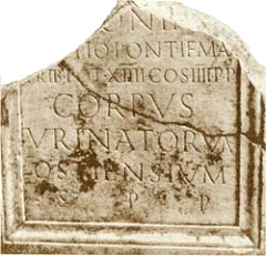 Cuerpo de Urinatores de Ostia