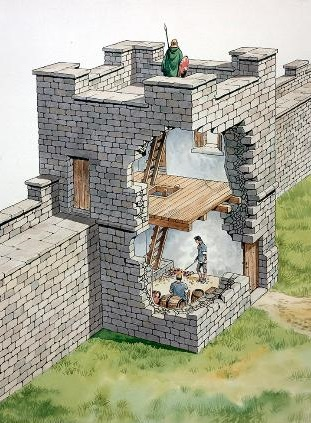 roma-el-muro-de-adriano-fuerte