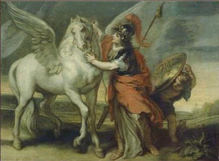 atenea-minerva-pegaso-mitologia