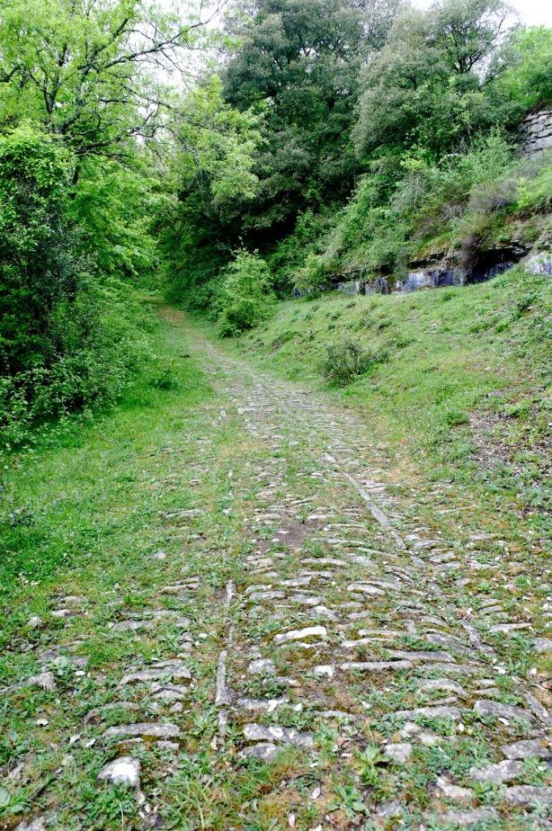 Camino de Irús