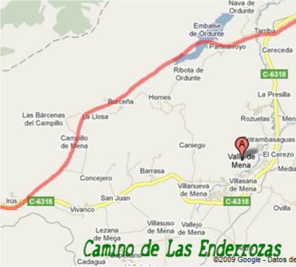Camino Las Enderrizas