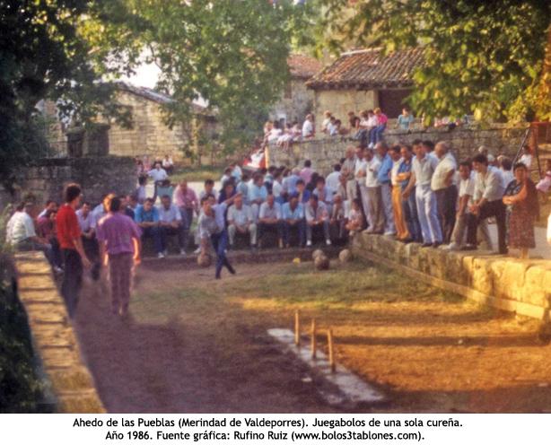 Ahedo de las Pueblas-1986