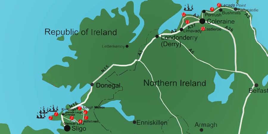 Mapa-de-la-ruta-de-Cuéllar